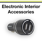 Electronic Interior Accessories