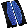 Seat Belt Pads Carnaby Blue